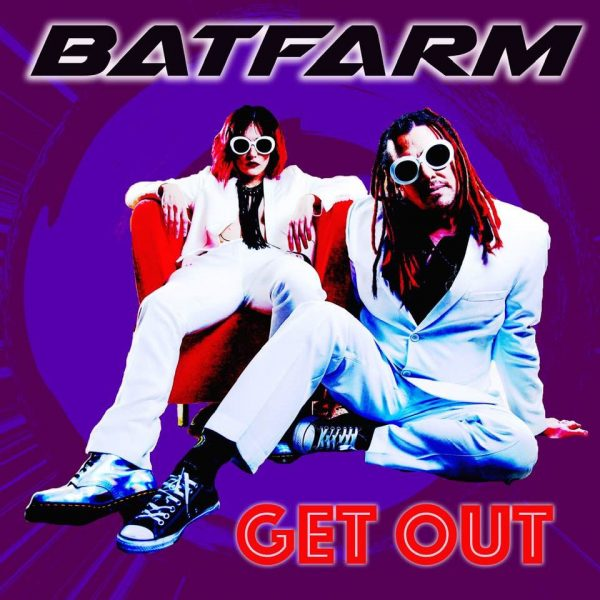 Get Out New music single from los Angeles rock band Batfarm