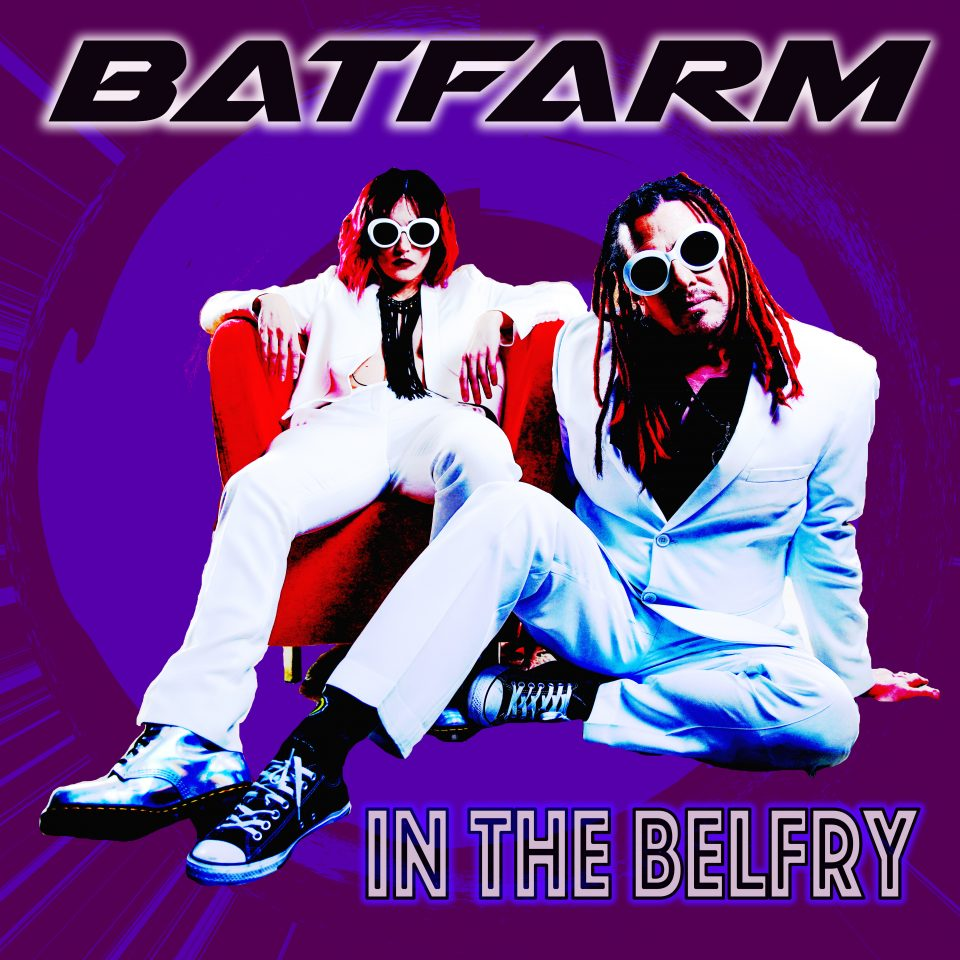 Batfarm In the Belfry LA Band Album Cover