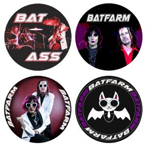 Batfarm Band Pin Pack