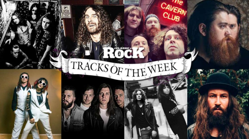 batfarm featured in classic rock magazine tracks of the week